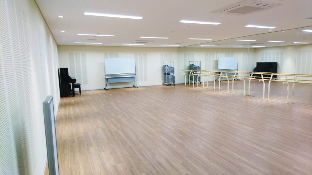 施設紹介 練習室の画像