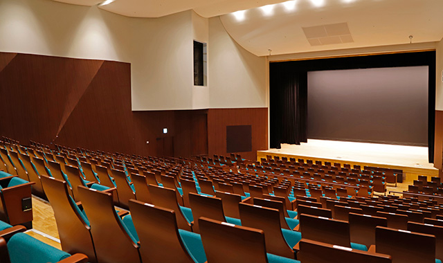 施設紹介 小ホールの画像